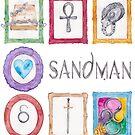 Sandman Gallery by CMYKnerd