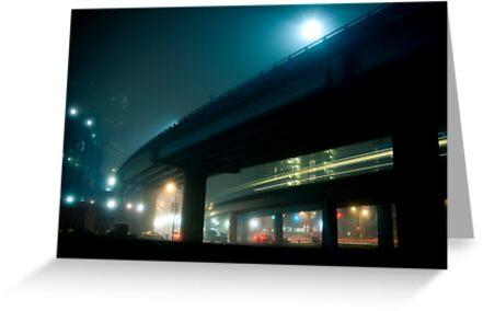 Lights02 by Trevor Brady 2009 by Trevor Brady