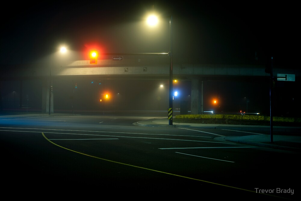 Lights06 by Trevor Brady 2009 by Trevor Brady