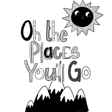The places you could go by cutecutedesigns