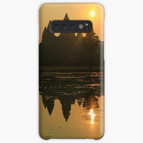 Angkor Wat Temple sunrise Samsung Galaxy Snap Case