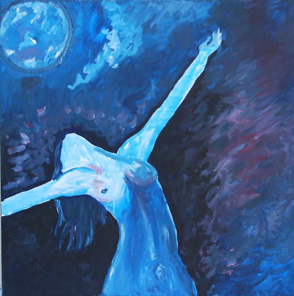 Moonbathing by Ebla