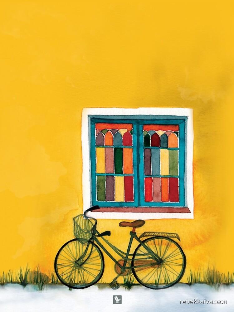 Fahrrad von rebekkaivacson