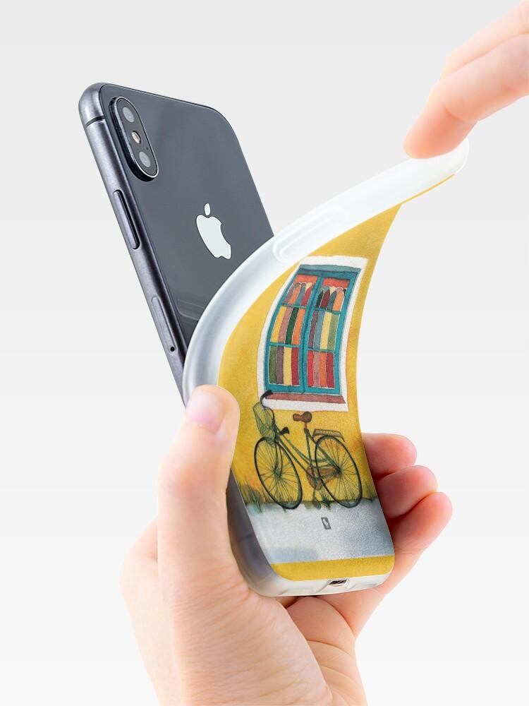 Alternative Ansicht von Fahrrad iPhone-Hülle & Cover