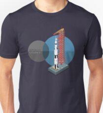 Saturn V Unisex T-Shirt