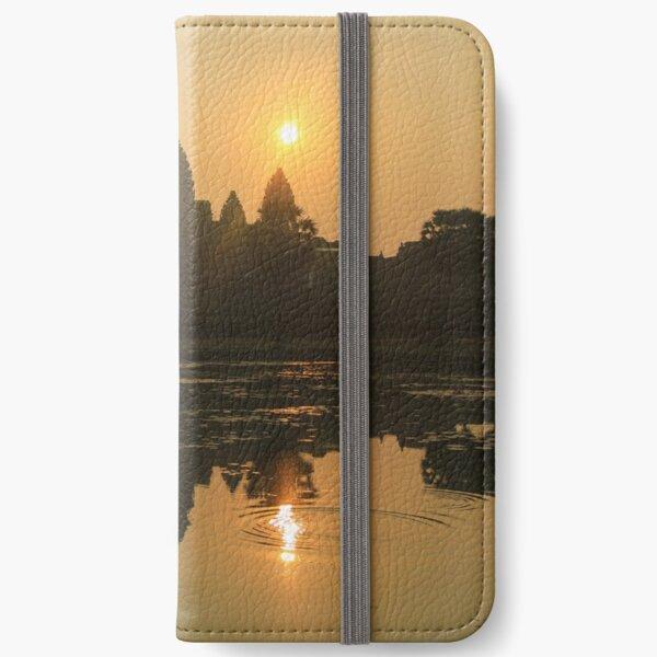 Angkor Wat Temple sunrise iPhone Wallet