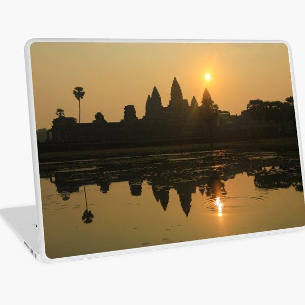 Angkor Wat Temple sunrise Laptop Skin