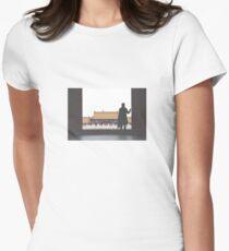 Forbidden City Women's Fitted T-Shirt