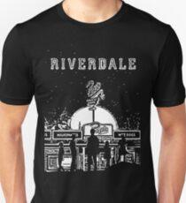 Riverdale Black And White Pop's Chock'lit Shoppe Unisex T-Shirt
