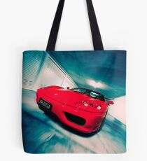 Ferrari 360F1 Spider Tote Bag