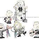 Fleetwood Peanuts  by anniemgo