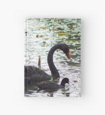 Black Swan Hardcover Journal