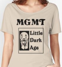 MGMT - Little Dark Age Women's Relaxed Fit T-Shirt