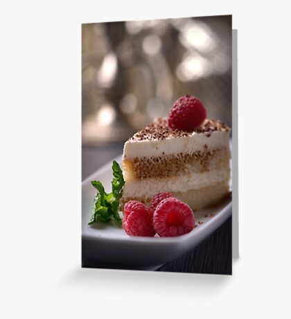 Indulge! Greeting Card