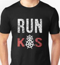 RUN k8s Unisex T-Shirt