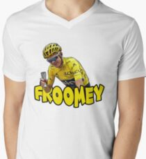 Froomey - Chris Froome Men's V-Neck T-Shirt