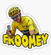 Froomey - Chris Froome Sticker