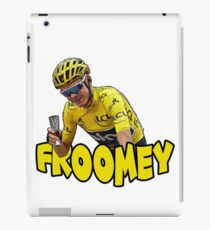 Froomey - Chris Froome iPad Case/Skin