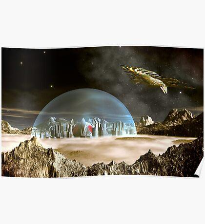 Starship Trooper Poster