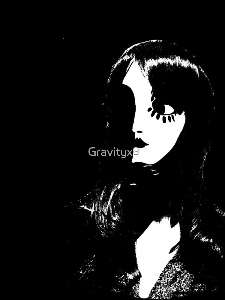 Art Deco Woman  by Gravityx9