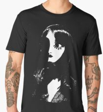 Art Deco Woman  Men's Premium T-Shirt