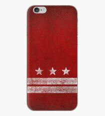Vinilo o funda para iPhone Washington DC - versión alternativa