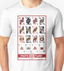 Pacific Flush - Red T-Shirt