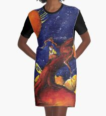 Siblings  Graphic T-Shirt Dress