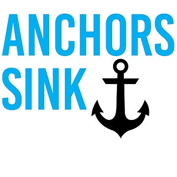 Anchors Sink by fearcity