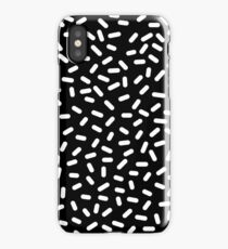 Memphis Inspired Pattern iPhone Case/Skin
