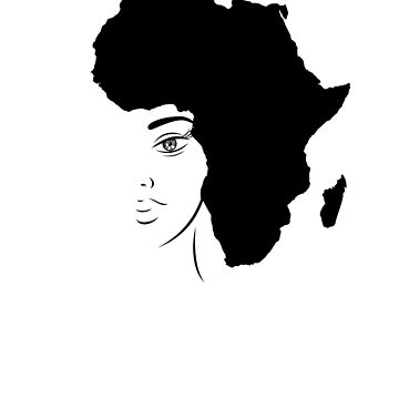 Mother Africa - Black History Month by SithJedi