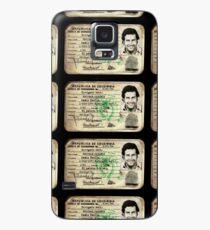 Pablo Escobar Original ID Case/Skin for Samsung Galaxy