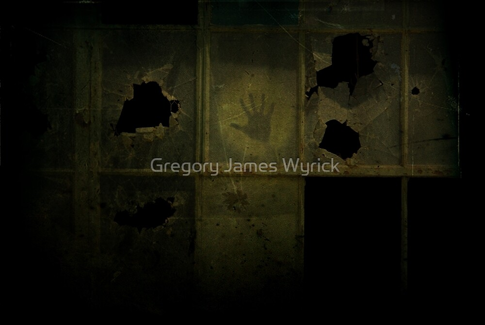 We Were Here  by Gregory James Wyrick