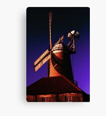 denver mill  Canvas Print