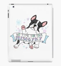 Feminist Frenchie iPad Case/Skin