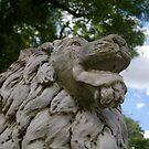 Lion Statue by alibjones