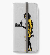 Caveman Fastfood Graffiti Pixel iPhone Wallet/Case/Skin