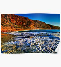 """""""Cathedral Rock Beach"""" Poster"""