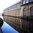 Salts Mill (2) by lukasdf