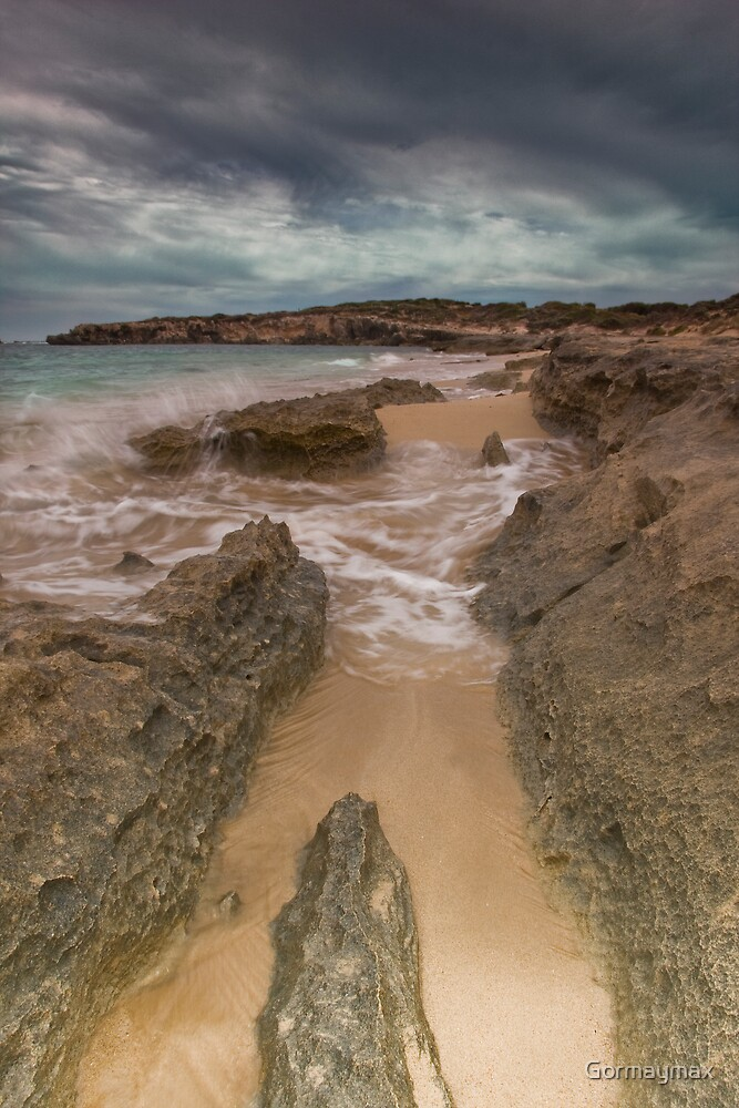 Point Peron Storm by Gormaymax