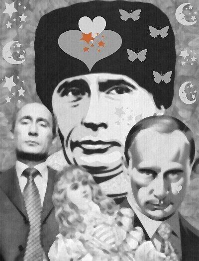Putin Pretty2 by LadyRm