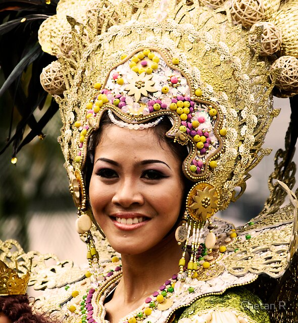 Sinulog 2009 Festival Queen by Chetan R