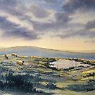 The Tarn by Glenn  Marshall