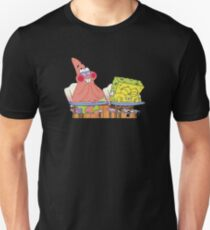 Spongebob Whats Funnier Than 24 Unisex T-Shirt