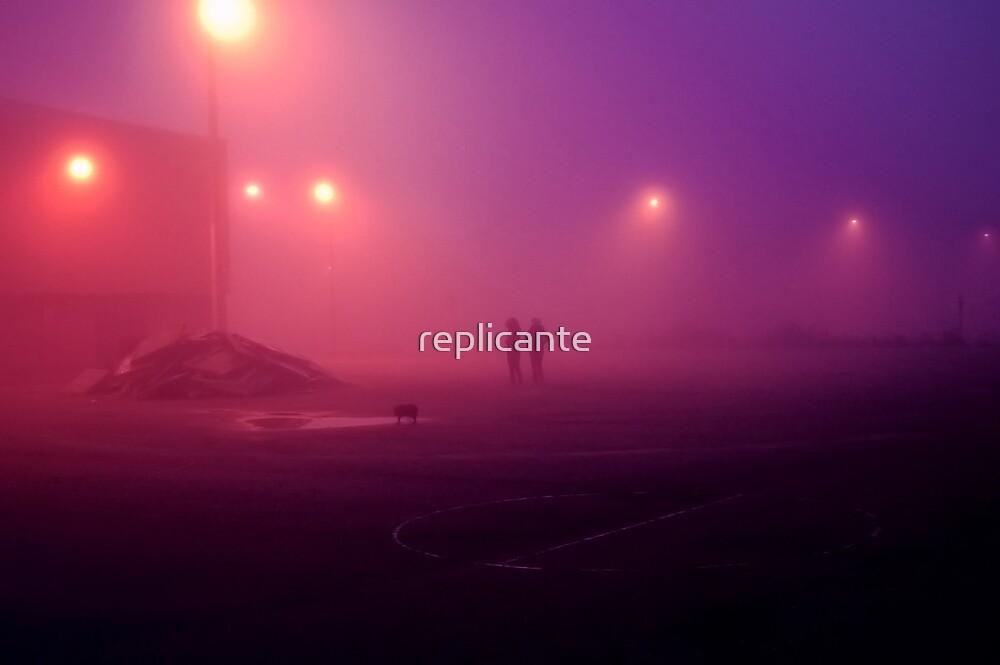 Fog by replicante