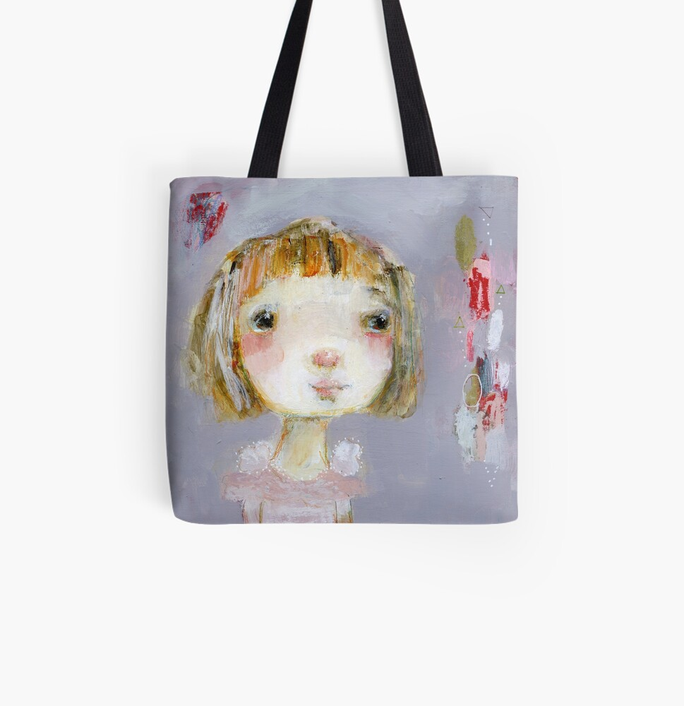 HOPE All Over Print Tote Bag