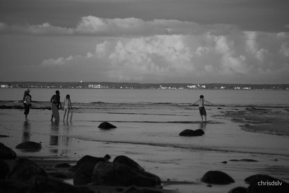 wells beach maine by chrisdslv