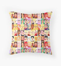 DRAG QUEEN ROYALTY Throw Pillow