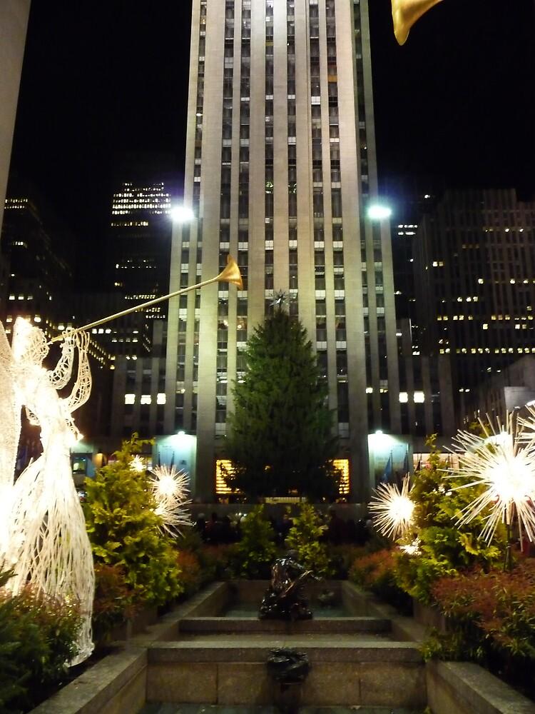 Rockefeller Plaza by abryant