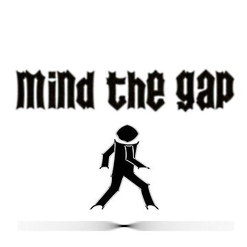 Mind the gap by NicPW